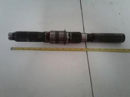 Splined shaft. image 2