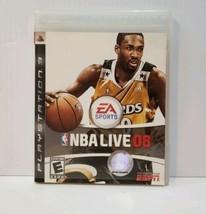 NBA Live 08 - Playstation 3 - $1.97