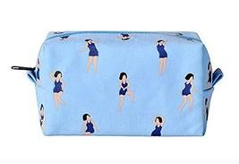 Creative High-capacity Makeup Bags/Storage Bags(Girl) image 1
