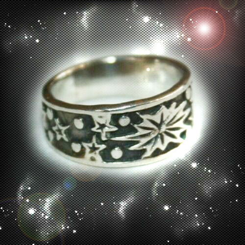 Primary image for HAUNTED RING ALLIANCE OF MASTER & PRIESTESSES REVERSAL POWER OOAK MAGICK