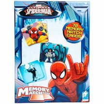 Ultimate Spider-man™ Memory Match Game  - $7.00