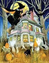 All Hallows Eve Halloween Countdown Calendar Advent Calendar - ₨592.13 INR