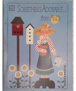 Something Adorable From Andi By Andrea Lyness Cats Sunflower Tole Painti... - $7.98