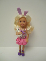 MINT  Easter Chelsea 2012 Target Exclusive Blonde DEBOXED Barbie Lil Sister - $8.50