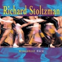 WorldBeat Bach by Richard Stoltzman Cd - $9.50