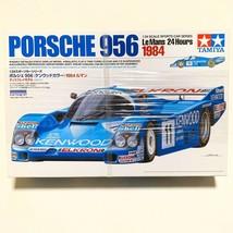 Tamiya 1/24 Sports Car Series PORSCHE 956 KENWOOD Le Mans 24H 1984 Unope... - $99.42