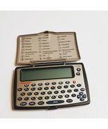 Franklin TG-450 12-Language Translator English to Spanish French German  - $18.00