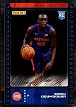 2019-20 Panini NBA Sticker Box Standard Size Silver Foil Insert #93 Sekou Odumad - $7.95