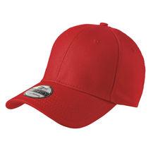 New Era 39THIRTY Structured Stretch Cotton Hat Scarlet Red Cap NE1000 BLANK - $12.00