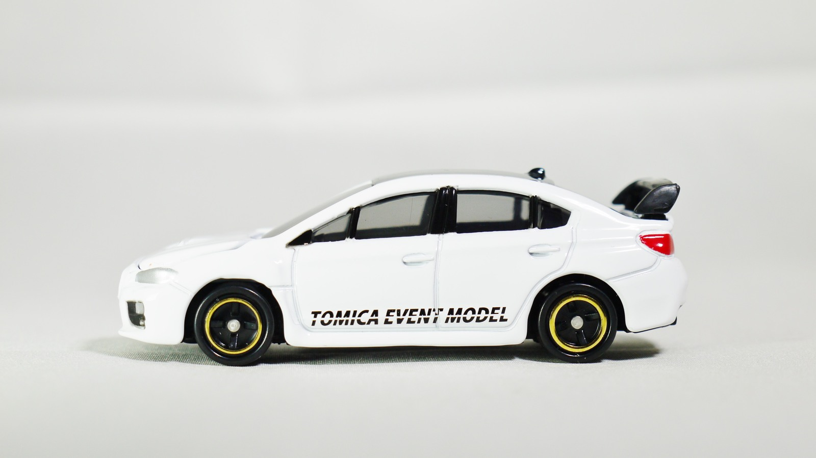 Tomica Osaka Expo 2016 Event Model No.16 Subaru WRX STI Type S Tomy