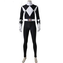 Mammoth Ranger Goushi Cosplay Costume Black Ranger Jumpsuit Halloween Costume - $80.00