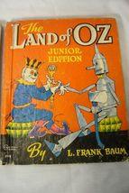 3 L Frank Baum 1939 Books Pumpkinhead - Road - Land image 4