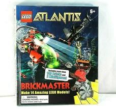 LEGO ATLANTIS Brickmaster (Make 14 Amazing LEGO Models)  - $59.99