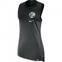 Nike Golden State Warriors ombre Jersey Sleeveless Dress NBA Women's Siz... - $44.51