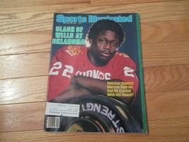 Sports Illustrated Magazine Marcus Dupree Oklahoma 1983 - $12.99
