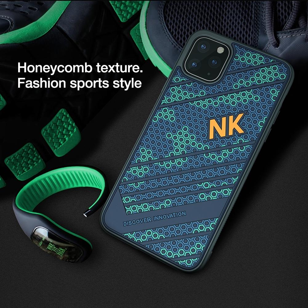 iPhone 11 Pro Max NILLKIN 3D Texture Striker Case image 6