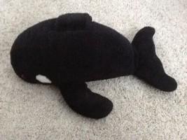 "Vintage 1982 Large Sea World  21"" Shamu Orca Killer Whale Plush Stuffed ... - $48.11"