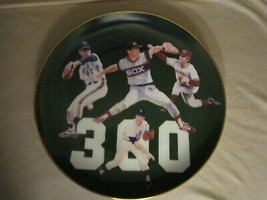 Tom Seaver Collector Plate Pitcher Edition Christopher Paluso Baseball - $90.00