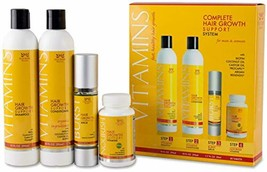 Vitamins Hair Growth Treatment Products - Hair Loss Treatment System to ... - $87.11