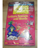 Letters, Sounds and Words Talking Story Book - $5.29