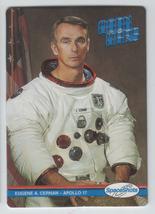 Eugene A. Cernan - Apollo 17 - 1991 SpaceShots Card #23 Moon Mars - $1.00