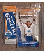 2006 McFarlane NHL Legends Series 4 Oilers Wayne Gretzky Stanley Cup Fig... - $79.99