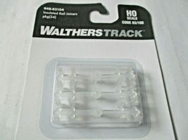 Walthers Track # 948-83104 Insulated Rail Joiners Package (24) HO Scale image 3