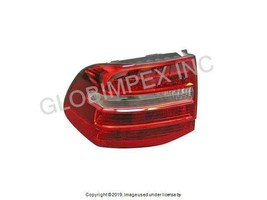 Porsche Cayenne '08-'10 LEFT Taillight Assembly with Bulb Holder GENUINE - $418.45