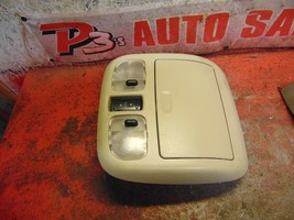 12 11 10 Ford Fusion oem power sunroof switch overhead console dome map ... - $24.74