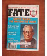 Fate Magazine August 1991, Vol 44, No. 8, Issue... - $3.00