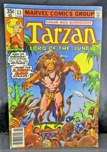 Marvel Comics Group Tarzan Lord of the Jungle  #13 (1978) Vintage Comic Book - $14.25