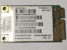 HP 483377-002 GOBI 1000 HSDPA EVDO WWAN GPS Card 2530p 2730p 6530b 6535b... - $5.19