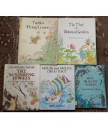 5 Diane Redfield Massie books Brave Brush Tail Possum, Turtle's Flying L... - $20.00