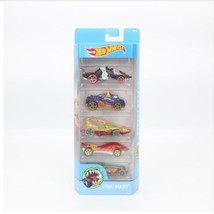 "Original 5pcs/box Hotwheels ""STREET BEASTS"" Mini Car Collection Model To... - $19.99"