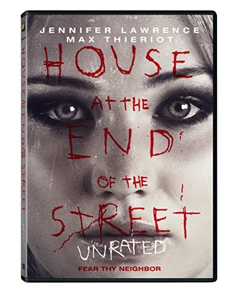 House at the End of the Street (2012) DVD