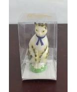*NEW Metropolitan Museum of Art Victorian Cat Figurine Magnet in Box. - $14.03