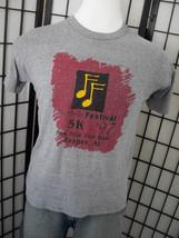 Foothills Festival 5k '97 Jasper, AL paper thin vintage Russell Athletic... - $19.95