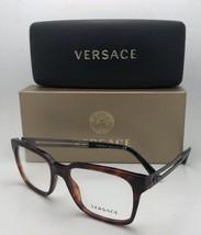 New VERSACE Rx-able Eyeglasses VE 3218 879 53-17 140 Tortoise & Gunmetal... - $149.99