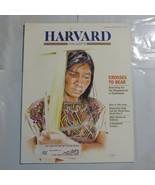 Harvard Magazine September 1994 Crosses to Bear Guatemala Bible Children S2 - $39.99