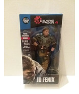 GEARS OF WAR 4 JD FENIX FIGURE + 4 VIDEO GAME SOUNDTRACKS - FREE SHIPPING - $28.05