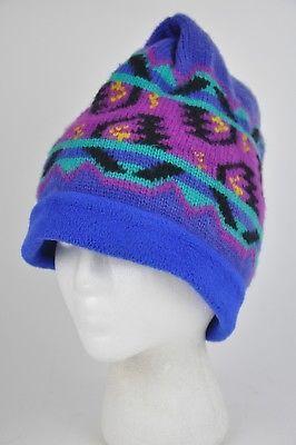cbd6684fa Vtg Ll B EAN Winter Knit Hat Cap B EAN Ie and 14 similar items