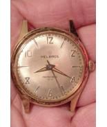 "1960's Helbros ""Invincible"" Watch Estate find Vintage Men's - $39.95"