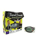 TRIVIAL PURSUIT DIGITAL CHOICE TRIVIA ELECTRONIC BOARD GAME PARKER BROTHERS 2008 - $17.42