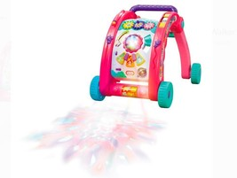 Little Tikes Light 'n Go 3-in-1 Baby Toddler Activity Table and Walker T... - $82.79