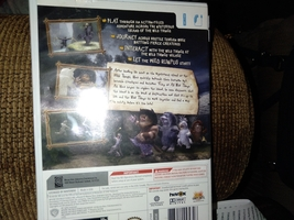 Nintendo Wii Where The Wild Things Are image 2