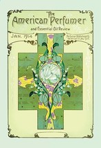 American Perfumer and Essential Oil Review, January 1914 - Art Print - $19.99+