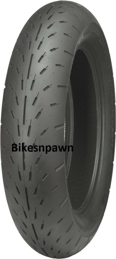 New Shinko 150/80ZR16 V-Twin Harley Rear DOT Drag Race Tire 87-4002U