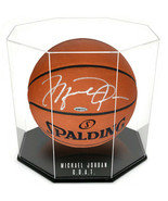 OnDisplay 5mm ACRYLIC OCTAGON BASKETBALL/SOCCER BALL DISPLAY CASE - PERS... - $67.27