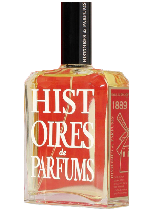1889 by HISTOIRES DE PARFUMS 5ml TRAVEL SPRAY Perfume Musk Rose Wormwood