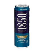1850 By Folger Coffee Vanilla Sweetened Espresso Beverage 11 oz ( Pack o... - $54.44